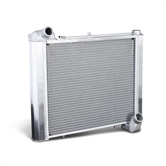 Dewitts 1139061M 1961-62 Corvette Direct Fit Radiator, Man