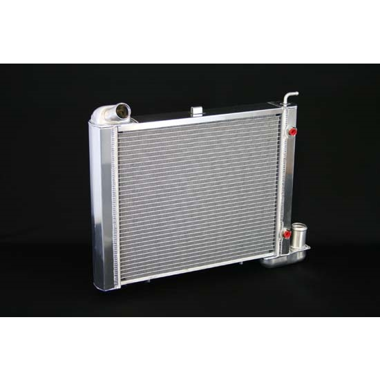Dewitts 1139063A 1963-72 Corvette Direct Fit Radiator, Automatic