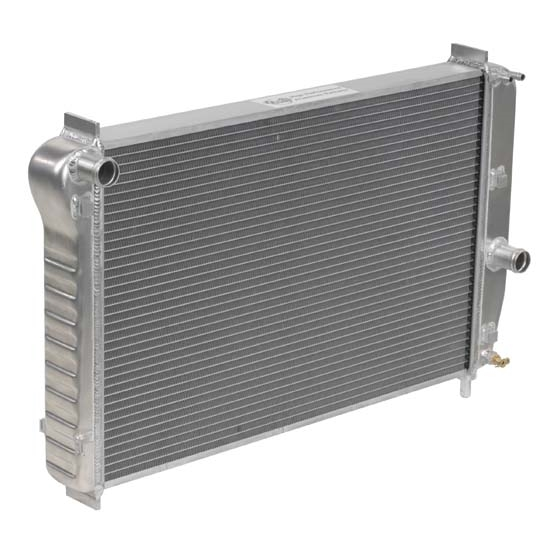 Dewitts 1139090A 1990-96 Corvette Direct Fit Radiator, Automatic