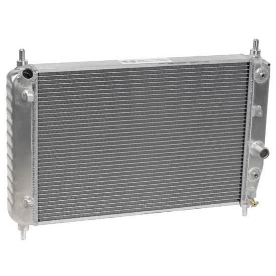 Dewitts 1139105A 2005-13 Corvette Z06 Direct Fit Radiator, Automatic