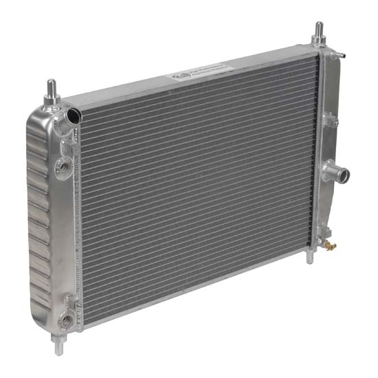 Dewitts 1139105E 2005-13 Corvette Direct Fit Radiator, EOC