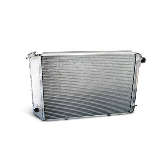 Dewitts 1148009M 1971-73 Mustang Direct Fit HP Radiator, Manual