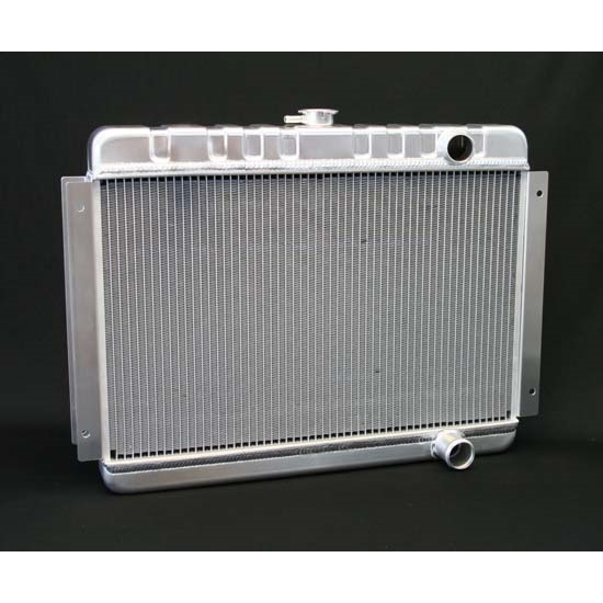 Dewitts 1149001M 1964-65 Chevelle SB/BB Direct Fit HP Radiator, Man