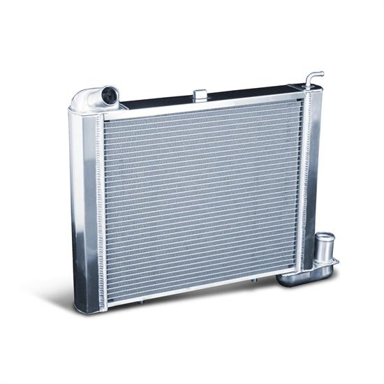 DeWitts® 1149063M '63-72 Corvette C2/C3 Direct Fit Radiator
