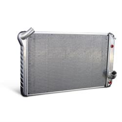 Dewitts 1149073A 1973-76 Corvette Direct Fit HP Radiator, Automatic