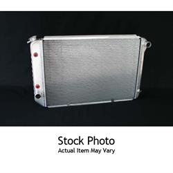 Dewitts 1339018M 1967-72 Chevy C10 Direct Fit Radiator, Manual