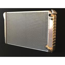 DeWitts 3139077M LSX Conversion Radiator, 1977-81 Corvette