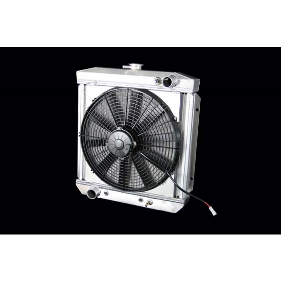 Dewitts 4138002A 1964-66 Mustang Radiator Fan Combo, Automatic