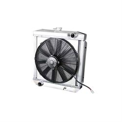 DeWitts® 4138002M 1964-66 Mustang Radiator Fan Combo, Manual