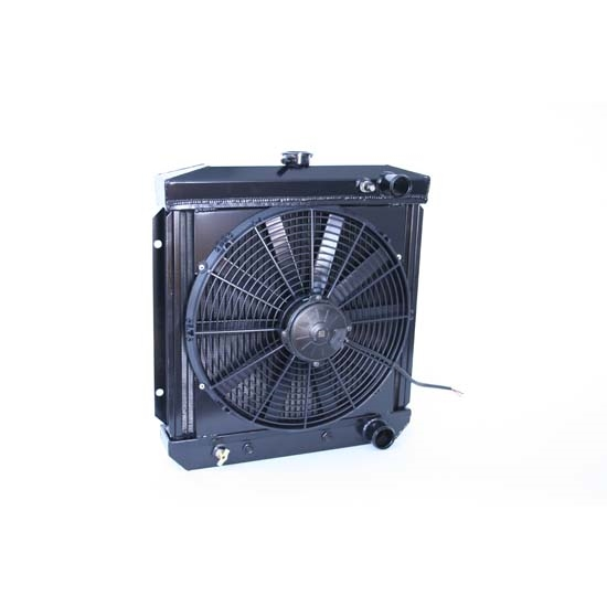 Dewitts 4238003A 1964-66 Mustang Radiator Fan Combo, Automatic