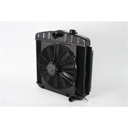 Dewitts 4239013A 1955-57 Chevy/TRI-V Radiator Fan Combo, Automatic