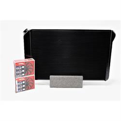 Garage Sale - Dewitts 4249077M 77-82 Corvette Radiator/Fan Combo