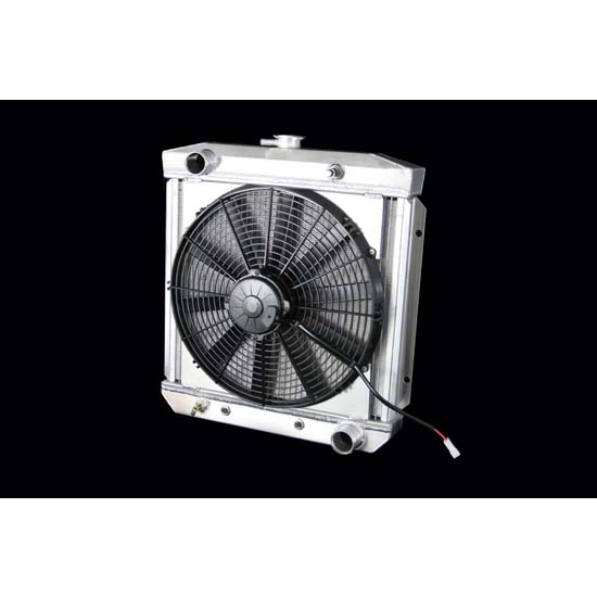 Dewitts 4338001A 1964-66 Mustang Radiator Fan Combo, Automatic