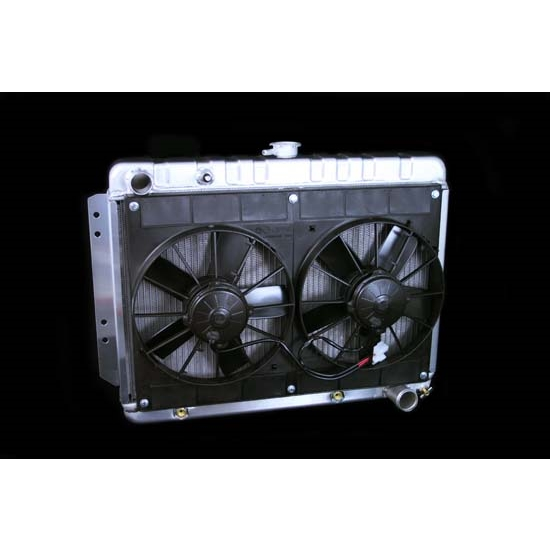 Dewitts 4339016A 1963-70 Impala Radiator Fan Combo, Automatic
