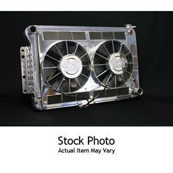 Dewitts 4339035M 1973-74 Nova Radiator Fan Combo, Manual