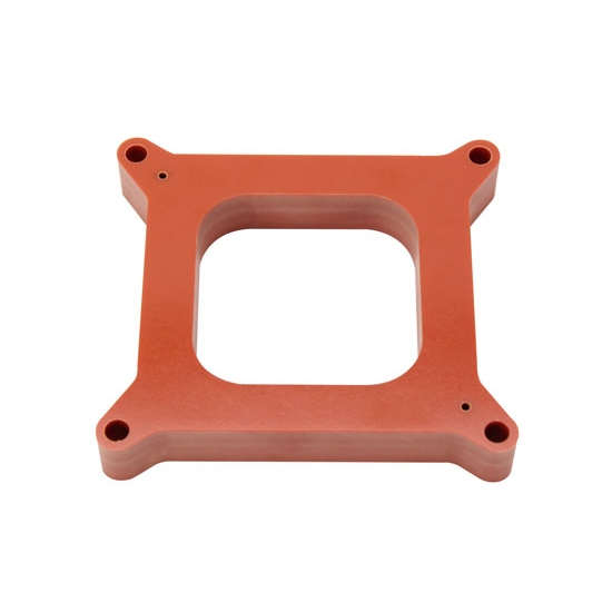 Speedway Phenolic Open 1 Inch Carburetor Spacer