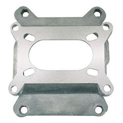 Quadrajet 2 Barrel Carburetor Adapter