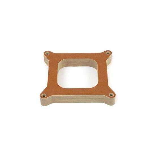 Canton Racing Products 85-160 Phenolic Carb Spacer, 1 Inch, 4150