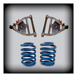 DJM Suspension DJM2356-3/4 Lowering Kit, 71-72 C10, 3/4 Drop