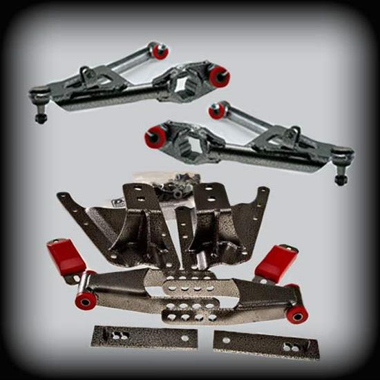 DJM Suspension DJMEH2603-3/5 Lowering Kit,01-10 2500/3500,3/5Drop