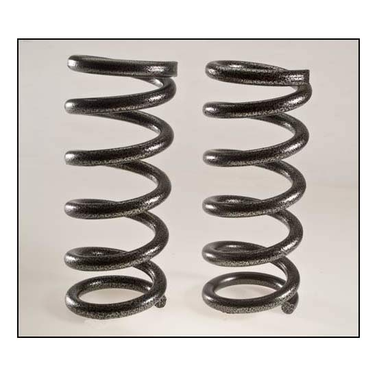 DJM Suspension CS2351-2 1988-1998 C1500 Front Coils , 2 Inch Drop