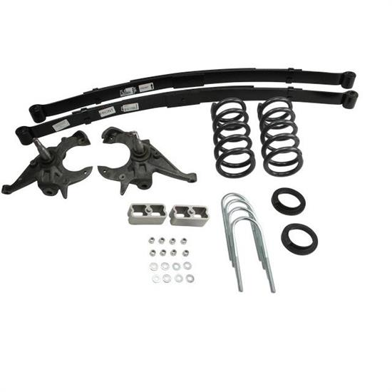 Belltech 620 Lowering Kit, 94-04 GM S10/S15 6 cyl. (Std Cab)