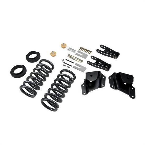 Belltech 664 Lowering Kit, 99-06 GM Silverado/Sierra (Std Cab)