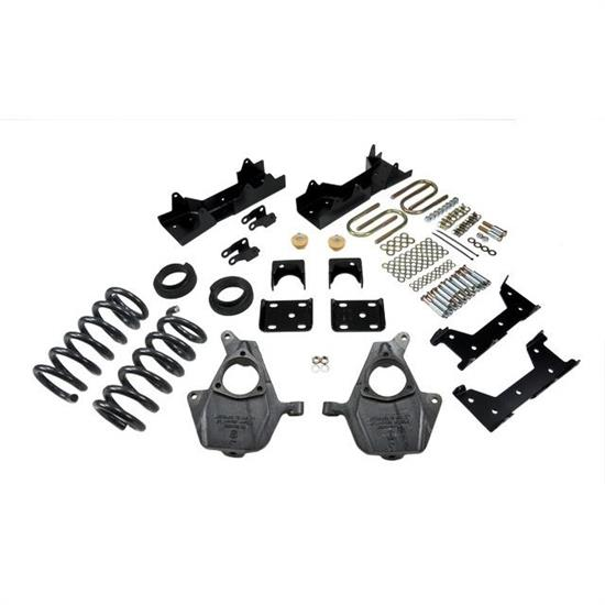 Belltech 665 Lowering Kit, 99-00 GM Silverado/Sierra (Std Cab)