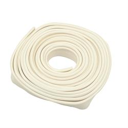 EMPI 00-6734-7 Fender Beading Kit W/O Notches, 25 Foot, White