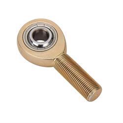 FK Rod Ends RSML8 5/8 x 1/2 Inch Steel Male Rod End