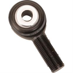 FK CMXT Black Series Male Heim Joint Rod Ends, 1/2 x 3/4 Inch Thread