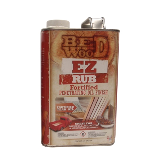Bed Wood & Parts 954 EZ Rub Fortified Penetrating Oil Finish