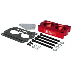 Airaid 200-522 Poweraid Throttle Body Spacer, Chevy 5.0L-5.7L