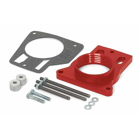 Airaid 200-615 Poweraid Throttle Body Spacer, Chevy/GMC 4.3L