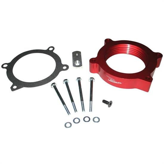 Airaid 200-617 Poweraid Throttle Body Spacer, Chevy/GMC 4.8L-6.2L