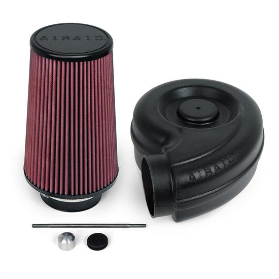 Airaid 200-700 Jr Air Intake Kit, 5.125 Inch Diameter Carb