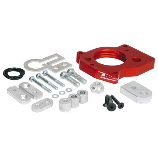 Airaid 300-563 Poweraid Throttle Body Spacer, Dodge 3.7L