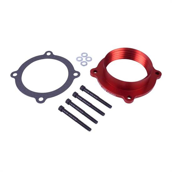 Airaid 300-637 Poweraid Throttle Body Spacer, Chrysler 3.6, Dodge 3.6