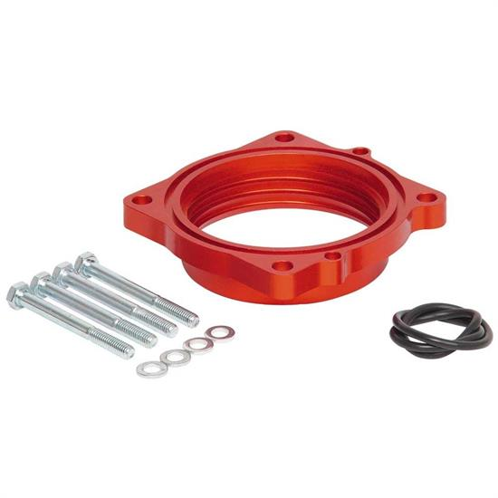 Airaid 350-635 Poweraid Throttle Body Spacer, Chrysler 6.1, Dodge 6.1