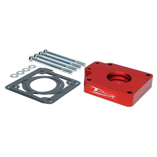 Airaid 400-525 Poweraid Throttle Body Spacer, Ford 5.0L