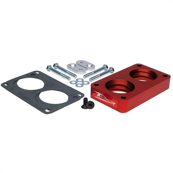 Airaid 400-527 Poweraid Throttle Body Spacer, Ford 5.0L-5.8L