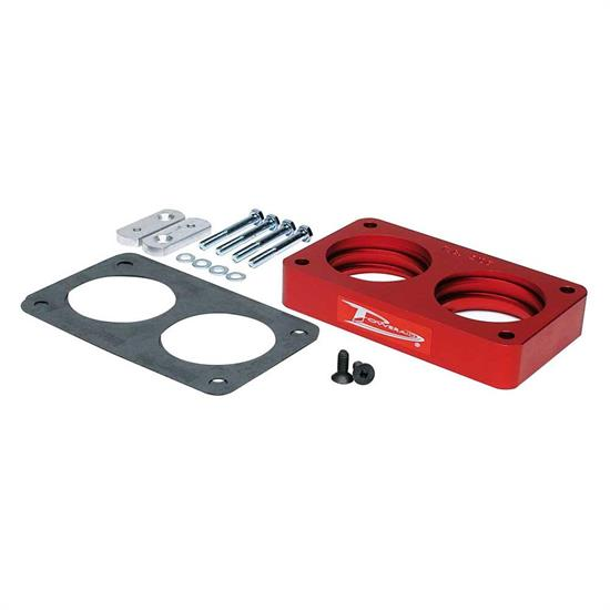 Airaid 400-592 Poweraid Throttle Body Spacer, Ford 6.8L