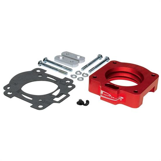 Airaid 400-596 Poweraid Throttle Body Spacer, Ford 4.2L