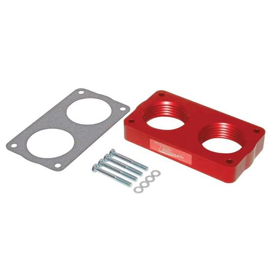Airaid 400-614 Poweraid Throttle Body Spacer, Ford 6.8L