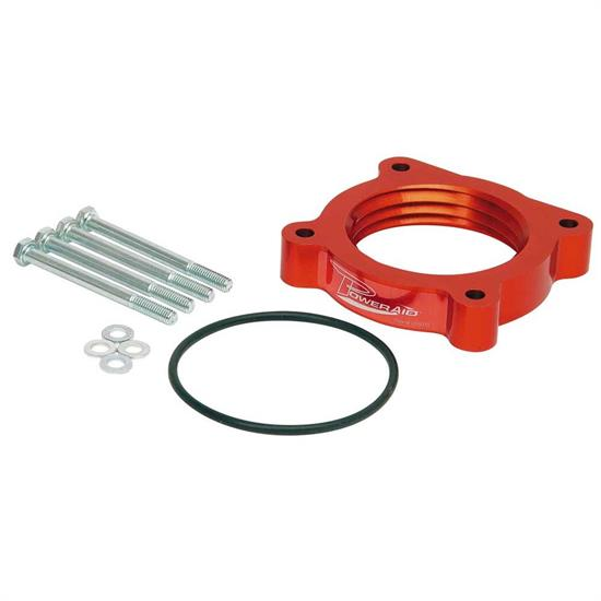 Airaid 520-538 Poweraid Throttle Body Spacer, Nissan/Infiniti 5.6L
