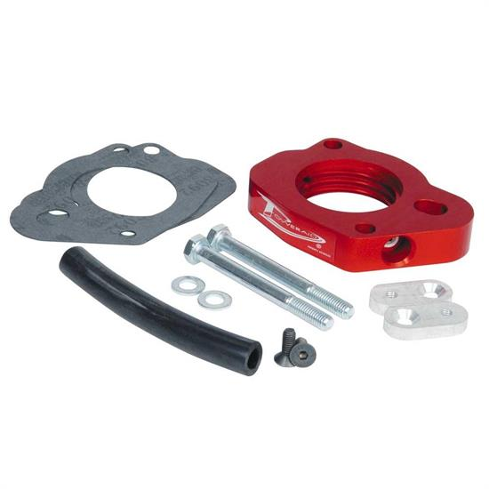 Airaid 540-539-P Throttle Body Spacer, Mitsubishi 2.0L