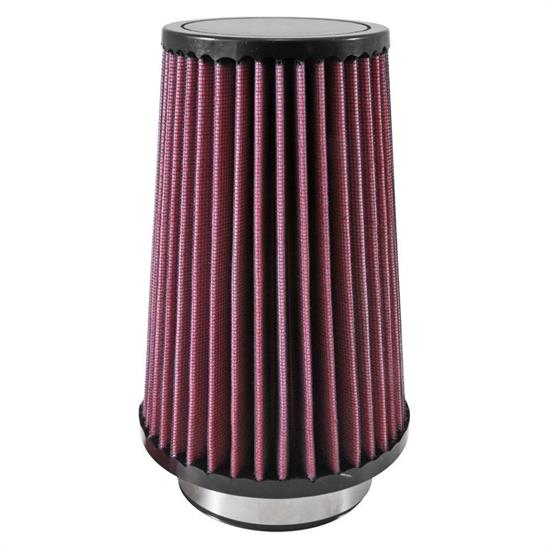 Airaid 700-045 Air Filter, Red, 9.125in Tall, Round Tapered
