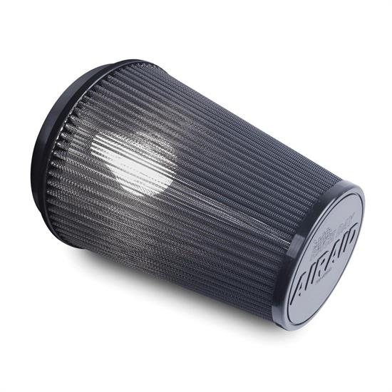 Airaid 700-445RD Race Day Air Filter, Gray, 7.5in Tall, Taper Conical