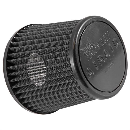 Airaid 700-540RD Race Day Air Filter, 5in Tall, Round Tapered
