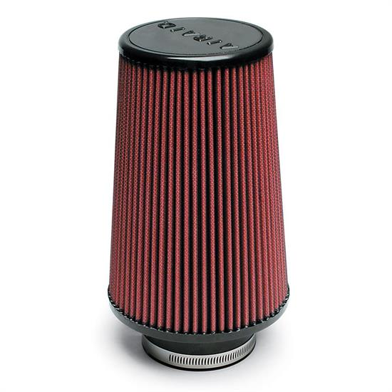 Airaid 701-420 SynthaMax Air Filter, Red, 9in Tall, Round Tapered